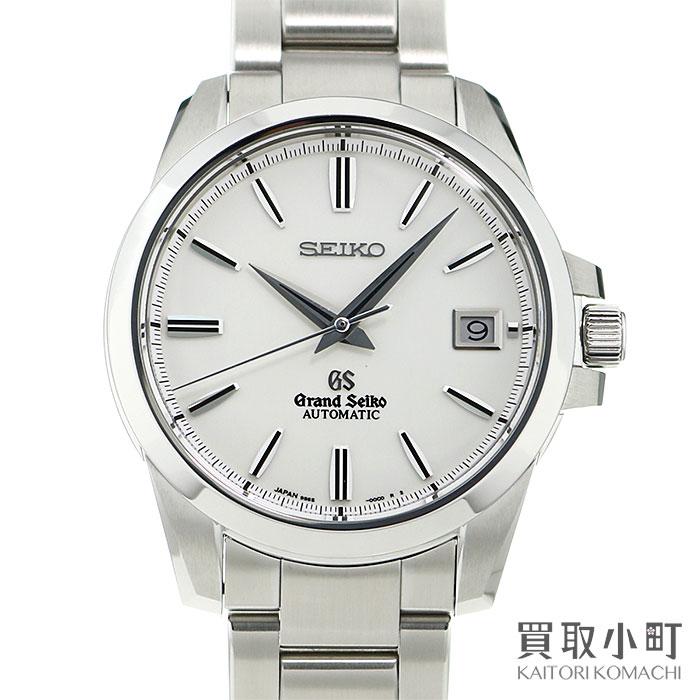 1fe715e15 KAITORIKOMACHI: Watch SBGR055 9S65-00C0 GS 9S MECHANICAL 3DAYS WATCH for  the grand SEIKO 9S mechanical self-winding watch 3Days men watch automatic  white SS ...