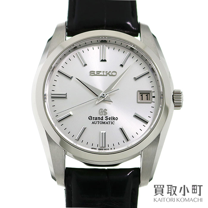 pretty nice a52d2 2d5ae Watch SBGR001 9S55-0010 GS 9S MECHANICAL WATCH for the grand SEIKO 9S  mechanical men watch automatic silver leather belt man