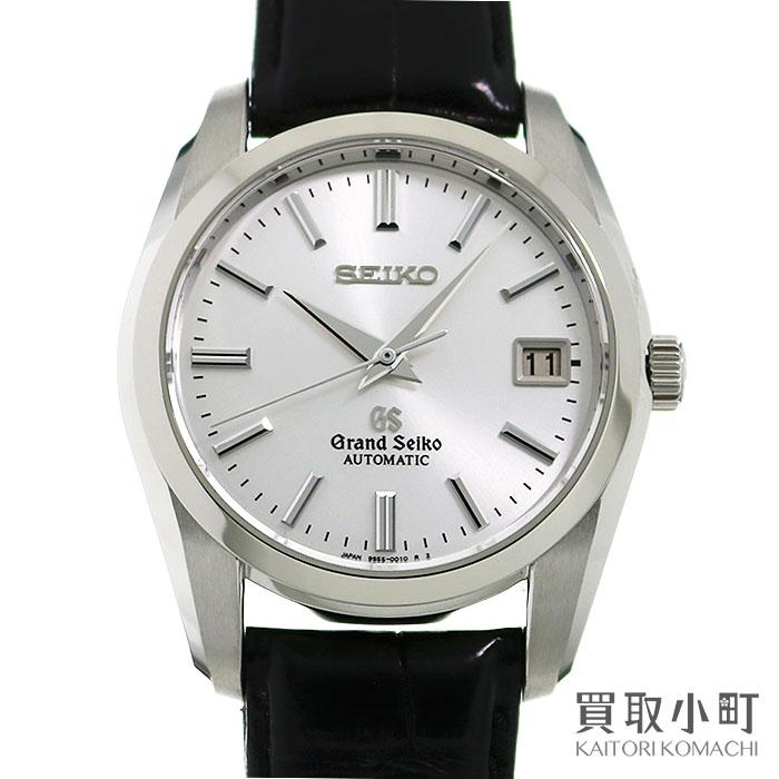 79392eaae KAITORIKOMACHI: Watch SBGR001 9S55-0010 GS 9S MECHANICAL WATCH for the grand  SEIKO 9S mechanical men watch automatic silver leather belt man | Rakuten  ...