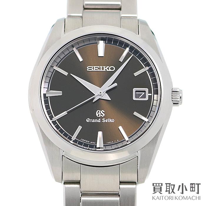 big sale 0f7bb b6766 Watch SBGX073 9F62-0AB0 9F QUARTZ WATCH [A for the grand SEIKO 9F quartz  men watch stainless steel SS breath brown sporty taste man