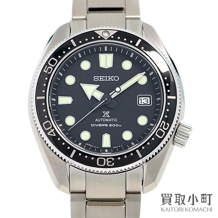 【美品】セイコー【SEIKO】 プロスペックス 1968 メカニカルダイバーズ 現代デザイン メンズウォッチ オートマティック SSブレス メンズ 自動巻き 男性用腕時計 SBDC061 6R15-04G0 PROSPEX DIVERSCUBA DIVERS WATCH【SAランク】【中古】