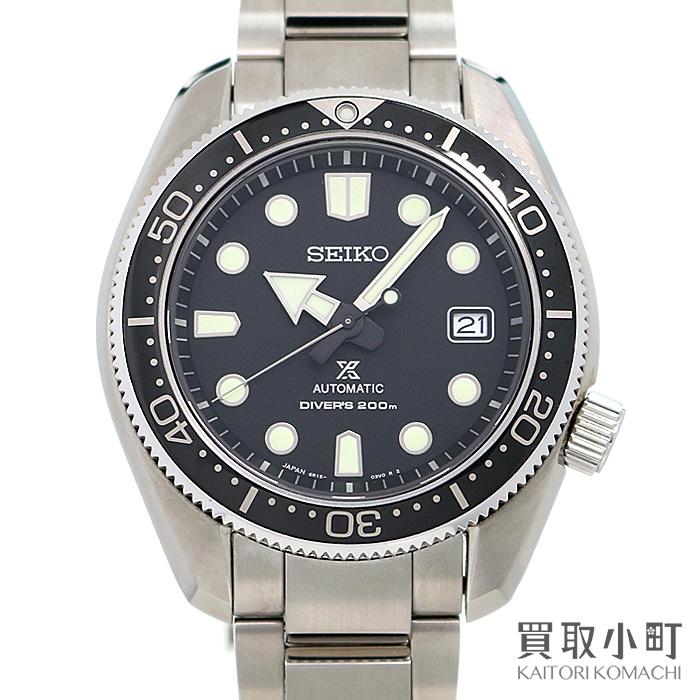 流行に  【美品】セイコー【SEIKO】 プロスペックス 1968 メカニカルダイバーズ 現代デザイン メンズウォッチ オートマティック SSブレス メンズ 自動巻き 男性用腕時計 SBDC061 6R15-04G0 PROSPEX DIVERSCUBA DIVERS WATCH【Aランク】【】, 鉄道模型のヤマモト 65a5ff4a
