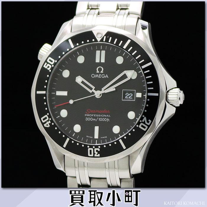 供奥米伽212.30.41.61.01.001海主人专业潜水员300M 41MM黑色石英人表专业人员男性使用的手表黑21230416101001 SEAMASTER DIVER 300 PROFESSIONAL%OFF
