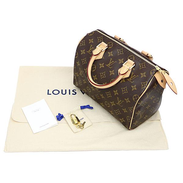 Louis Vuitton M41109 speedy 25 monogram icon mini-Boston bag new model LV  SPEEDY 25 MONOGRAM 5c99034bf86ab