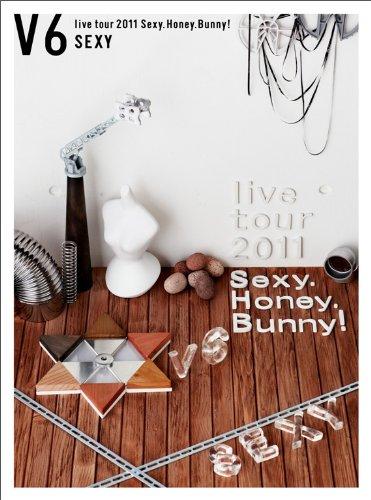 【中古】V6 live tour 2011 Sexy.Honey.Bunny!(Sexy盤)(初回生産限定)[DVD]