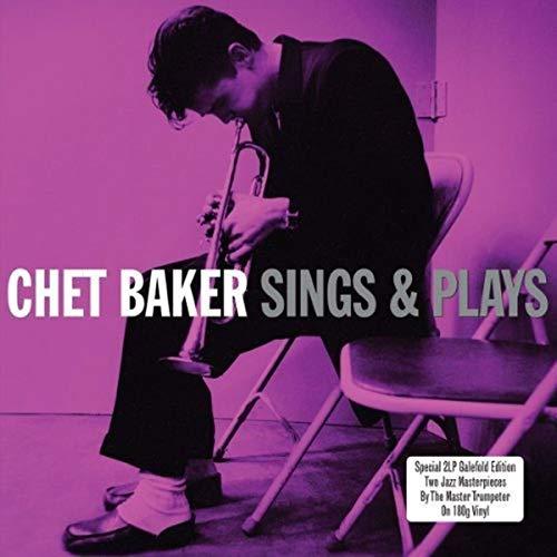 中古 お買い得 Sings Plays 12 Baker Analog Chet 無料サンプルOK inch