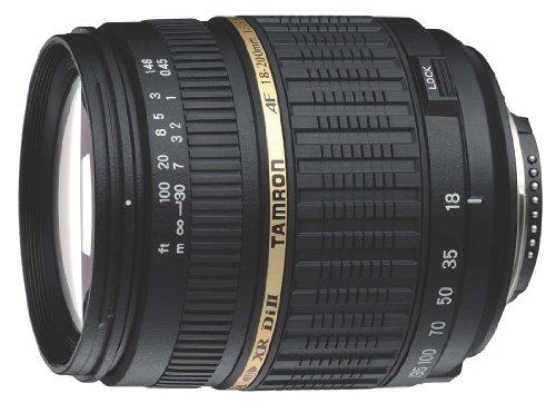 【中古】TAMRON 高倍率ズームレンズ AF18-200mm F3.5-6.3 XR DiII キヤノン用 APS-C専用 A14E