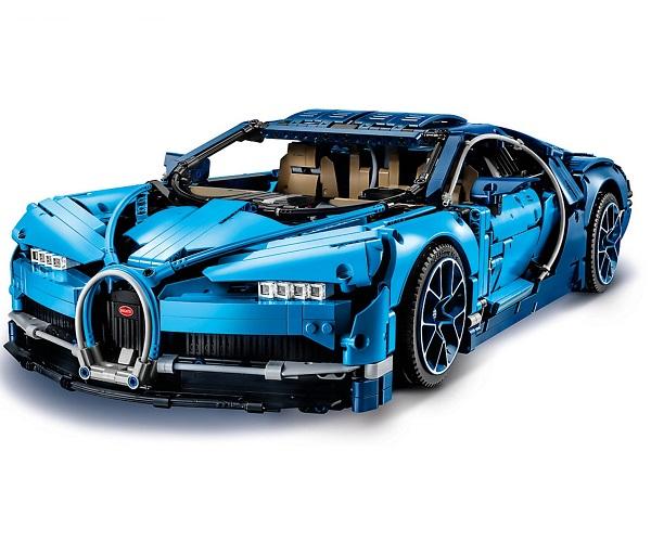 LEGO TECHNIC【 レゴ テクニック ブガッディ・シロン Bugatti Chiron 42083 3599ピース】