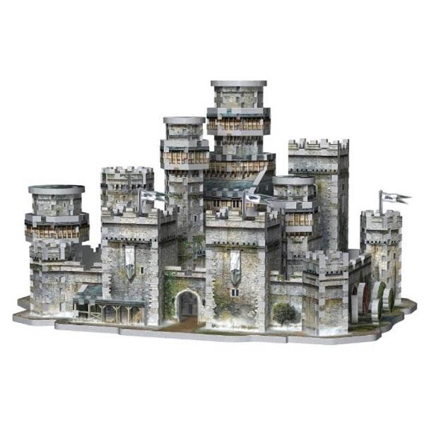 Wrebbit 【 ゲーム・オブ・スローンズ / 3D パズル ウィンターフェル城 Game of Thrones Winterfell / 910ピース】