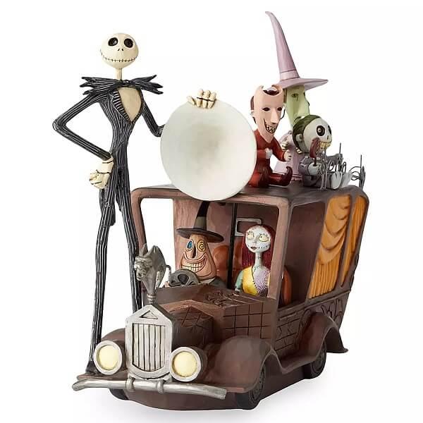 Disney 【 ディズニー / フィギュア Terror Triumphant メイヤーの車 / ナイトメア・ビフォア・クリスマス 】