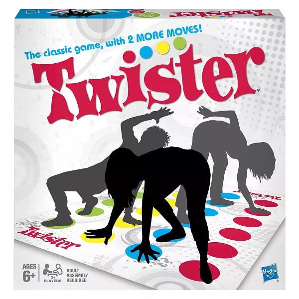 ツイスターゲーム 当店一番人気 パーティーゲーム ご注文で当日配送 ツイスター ハスブロ Hasbro Game Twister