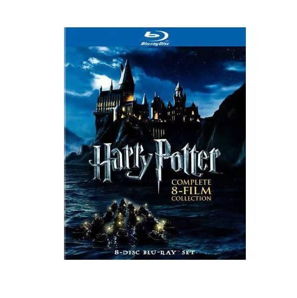 ブルーレイ ハリー ポッター コンプリート 8フィルム Harry 限定特価  コレクション 新作通販 Potter 8ディスク