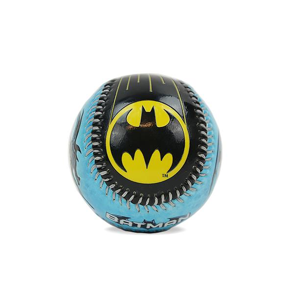 Batman バットマン 野球ボール バットマンビル 水色 全商品オープニング価格 ギフ_包装 黒