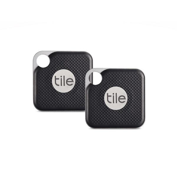 Tile Pro Sport【 タイル プロ スポーツ / コンボ 2パック セット / ブラック / Tile Pro Combo 2pk - Black 大切なアイテムを簡単トラッキング!】