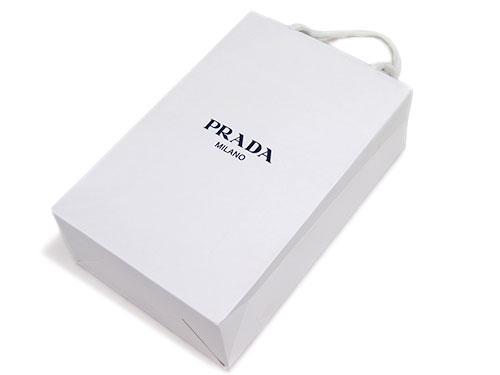 98909df1374e ... The order only for Prada PRADA paper sack paper bag Small size 25x16  carrier bag paper
