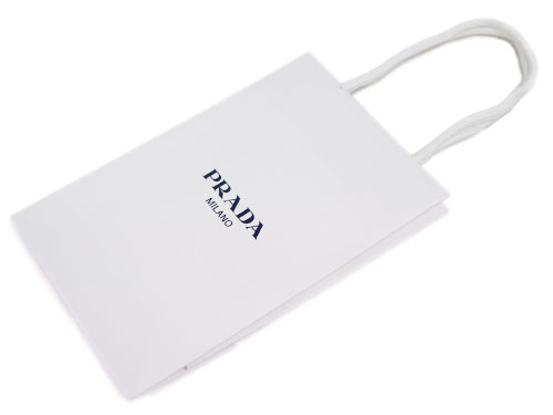 49f417d4bfd1 The order only for Prada PRADA paper sack paper bag Small size 25x16  carrier bag paper ...