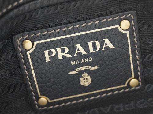 プラダ バッグ 1BH046 PRADA ショルダーバッグ ミニ LOGO JACQUARD NERO ロゴジャガード ブラック アウトレット あす楽対応