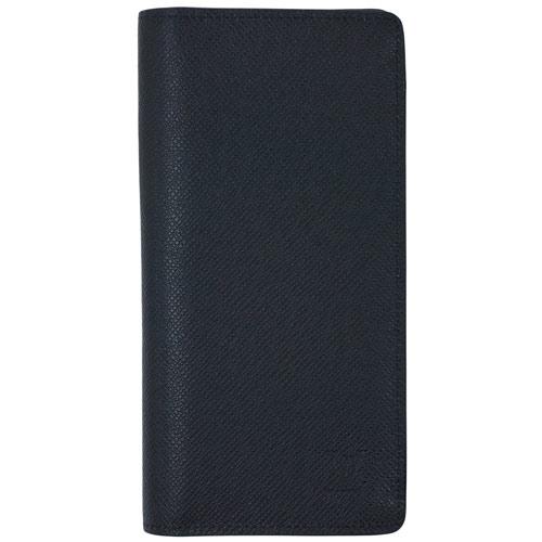 ルイヴィトン 財布 M30501 LOUIS VUITTON ヴィトン タイガ LV メンズ ファスナー長札 16枚カード ポルトフォイユ・ブラザ ノワール あす楽対応