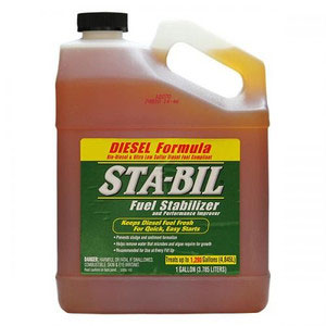 ディーゼル燃料添加剤 スタビルディーゼル 3,785ml