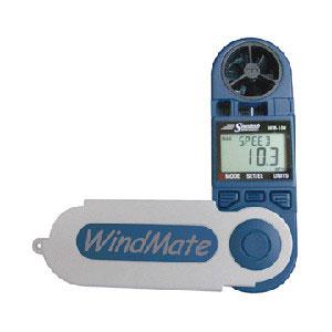 輝い WM-100 風速計風速計 ウインドメイト WM-100, オトイネップムラ:008da11a --- asiametresources.com