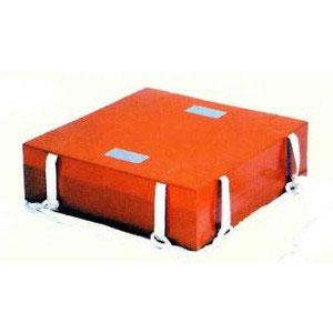 救命浮器 NS-FMU4型 4人用