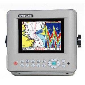 FUSO 5.6インチGPSデジタル魚探 NF-602α