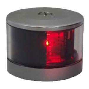 第2種 LED左舷灯(ポートライト) NLSG-2R (新基準航海灯)