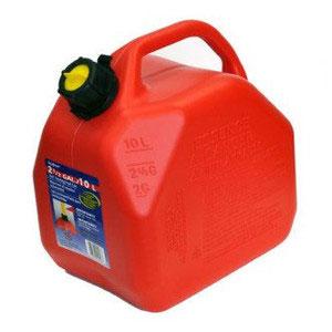 ジェリー缶 ガソリン対応ポリタンク 2.5ガロン 新着 正規店