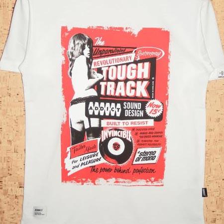 ADDICT [アディクト] TシャツM1711L TOUGH TRACK TEE