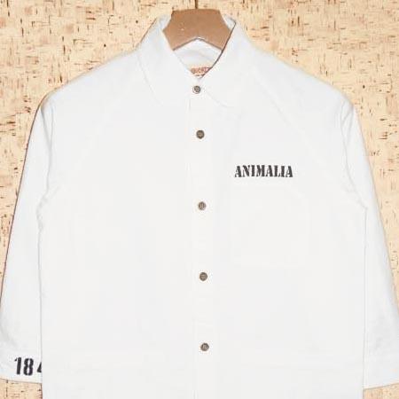 ANIMALIA [アニマリア] 七分丈シャツジャケットAN15U-JK03 CHISHOLM TRAIL
