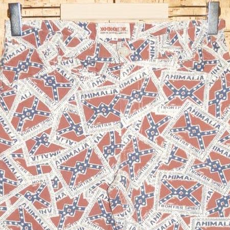 ANIMALIA [アニマリア] ショートパンツAN15S-PT04 LIBERTINE SHORT PANTS