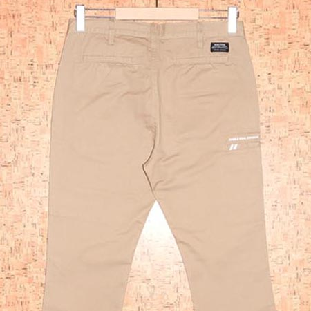 DOUBLE STEAL [ダブルスティール] ワークパンツ782-78200 SIDE POCKET TAPERED PANTS