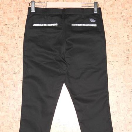 DOUBLE STEAL [ダブルスティール] チノパンツ764-79204 TAPERED CHINOS
