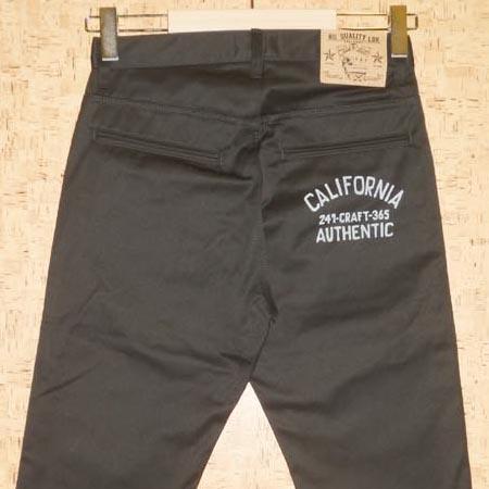 HILDK [ハイエルディーケイ] 七分丈ショートパンツLDB2073 WORK PANTS 7/L -CALIFORNIA-