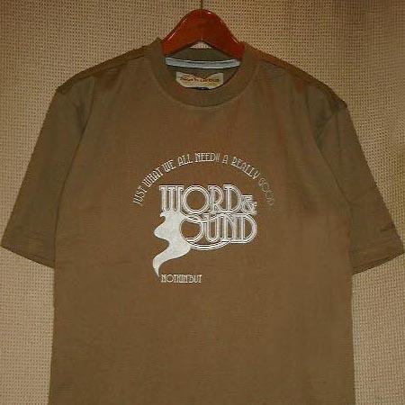 卓抜 売り出し NOTHIN'BUT ナッシンバット Tシャツ16028 天竺S SプリントTEE