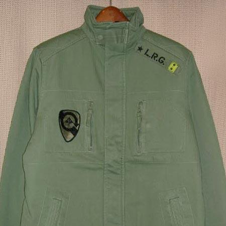 LRG [エルアールジー] ジャケットI07127 FULLMETAL JACKET