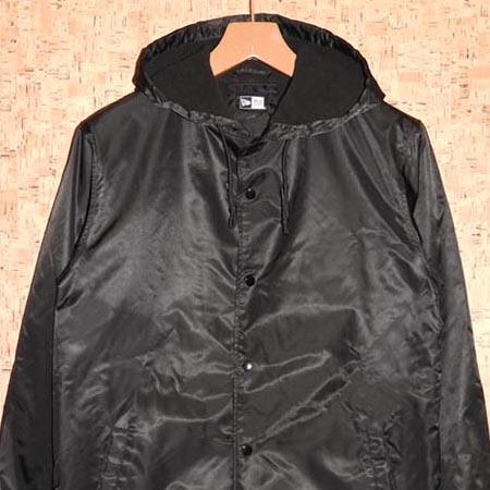 NEW ERA [ニューエラ] ジャケット11474163 THRASHER HOODED COACH JACKET(スラッシャー / ニューエラ コラボ)