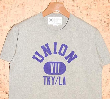 OUTLET SALE 7UNION セブンユニオン TシャツIPVW-013C PROPERTY TEE 推奨 OF 7UNION