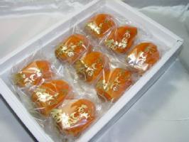 富山県産 あんぽ柿 8~12個入り 発送:11月下旬~ お歳暮におすすめ