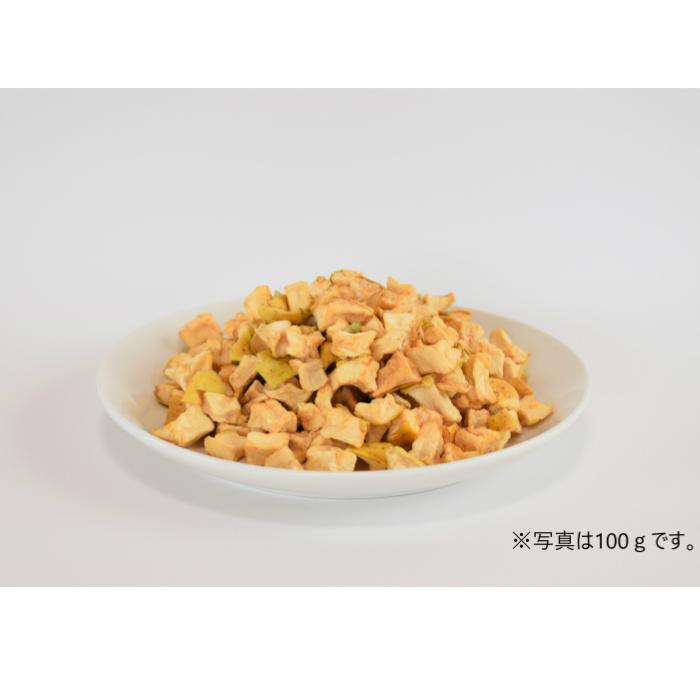 スッキリとした甘味とシャープな酸味が特徴の長野が世界に誇る黄金のりんごです 砂糖不使用 無添加 お徳用 直営限定アウトレット 捧呈 240g シナノゴールド 角切り