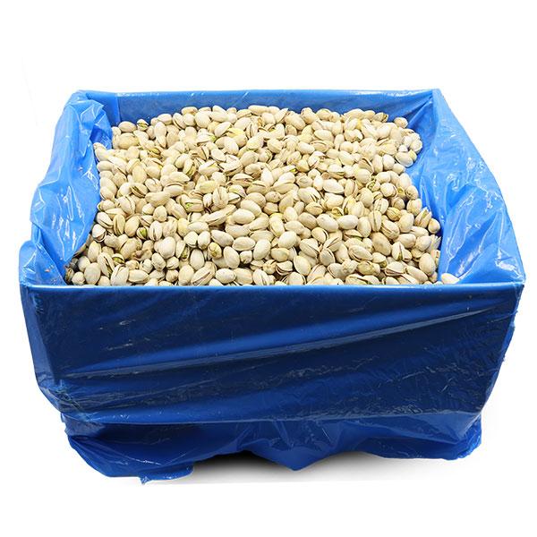 カリフォルニアで栽培されている最高品質のピスタチオを業務用カートンで販売。ローストや味付けをしていないピスタチオですので、様々なレシピに対応可能です。 【業務用】生殻付きピスタチオ≪11.34kg≫
