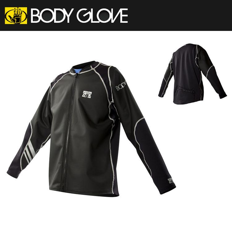 ボディグローブ 男性用 ミッドウェイト フリースジャケットSUP Body Glove Midweight Fleece Jacket 【フリース SUP スタンドアップパドルボード】