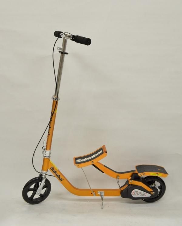 【キックボード】SUKUBAI スクバイ SRP-008 ゴールド 【送料無料】【キックスケータ キックボード キックスケーター 子供用 キッズ用 キックボード マルチスピードバイク】