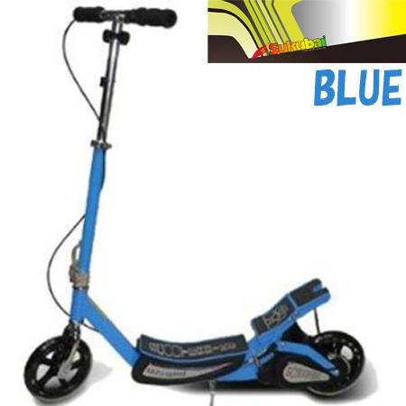 キックボード マルチスピードバイク(ブルー) KICKBOARD MULTISPEED BIKE【アクティブ キックスケーター キッズ用 キックスクーター】【送料無料】