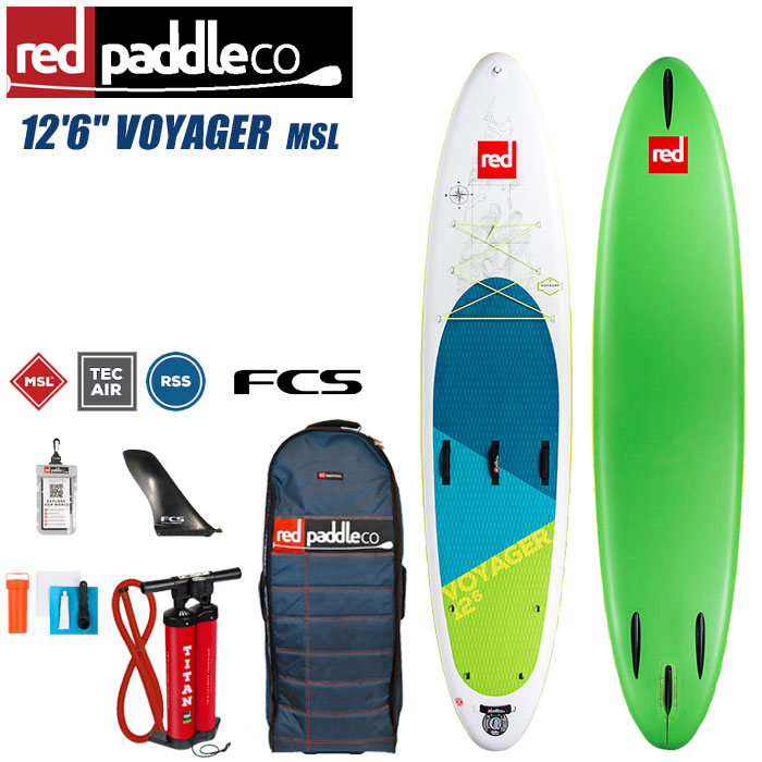 2018-2019 REDPADDLE VOYAGER 12'6