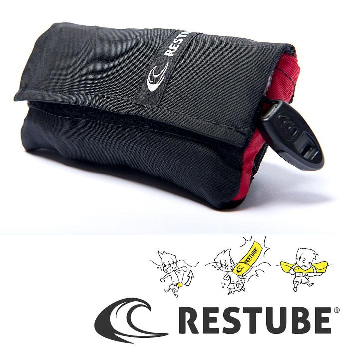 【送料無料】RESTUBE CLASSIC2 REDレスチューブ【スタンドアップパドル】【インフレータブル】【緊急浮遊体】【SUPレース】