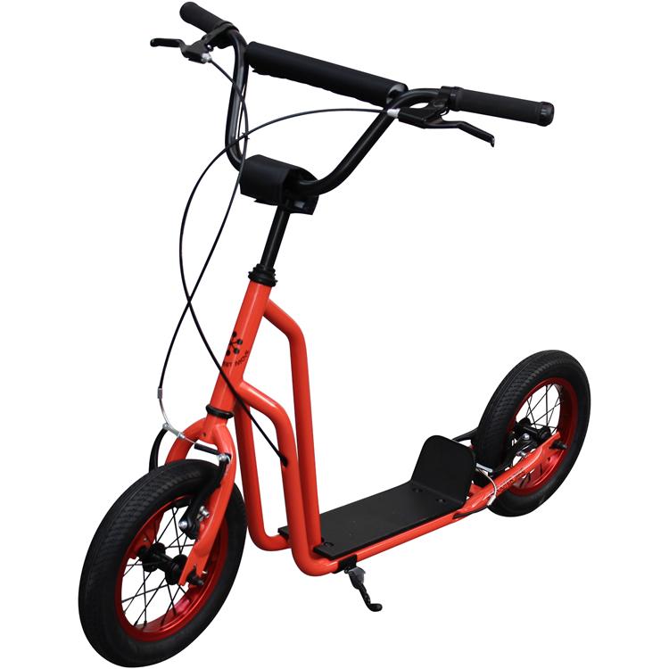 ベストセラー 【キックボード 自転車】スクーターバイク SCOOTER BIKE BIKE 12
