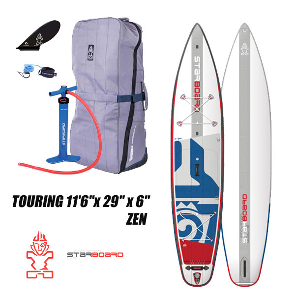 2019 STARBOARD INFLATABEL TOURING 11'6