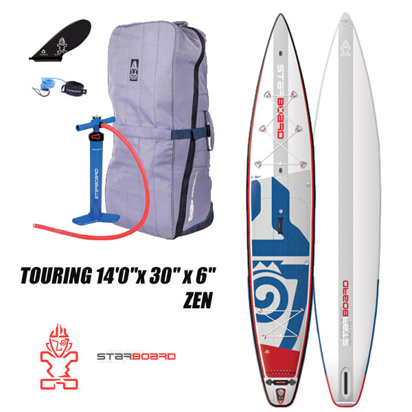 2019 STARBOARD INFLATABEL TOURING 14'0