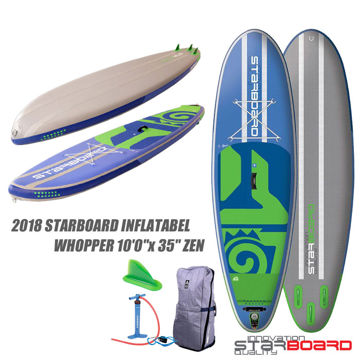 2018 STARBOARD INFLATABEL WHOPPER 10'0